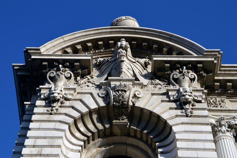Museu Oceanographic em Monaco imagens de stock royalty free