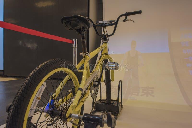 Museu olímpico da juventude de Nanjing imagem de stock royalty free