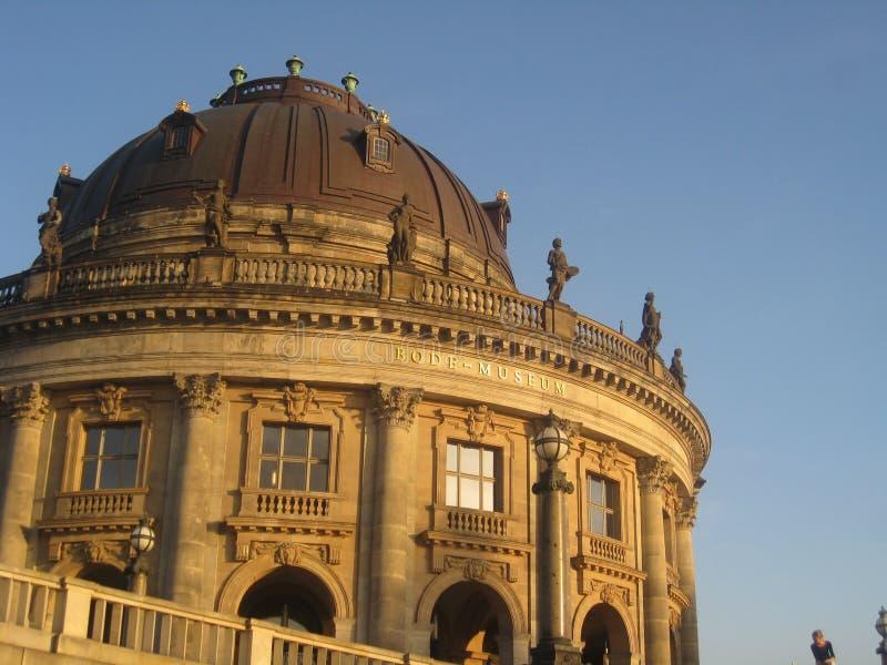 Museu prognosticado Berlim imagem de stock