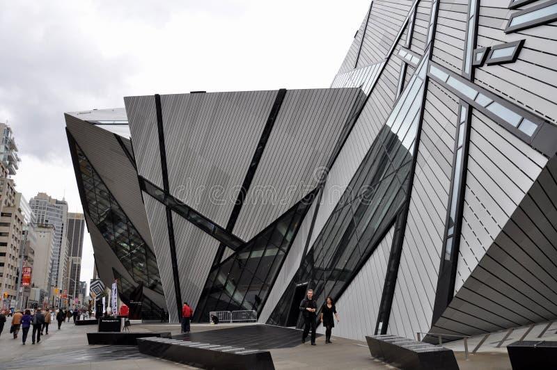 Museu real de Ontário foto de stock