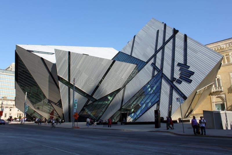 Museu real de Ontário imagens de stock royalty free