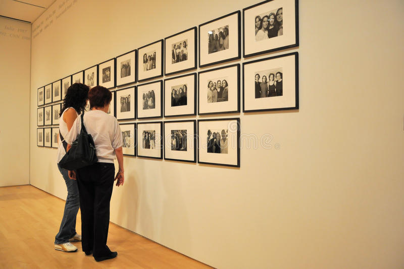 Museum stock foto's