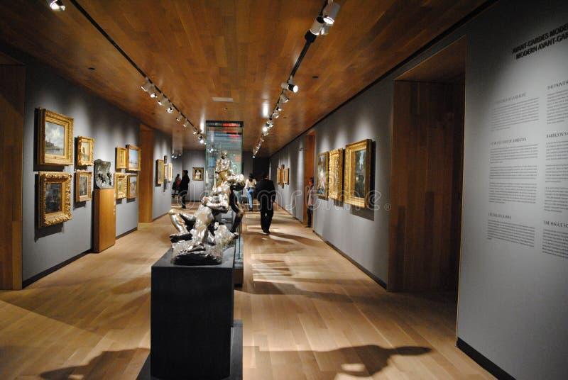 museum arkivfoto