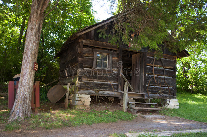 The Museum of Appalachia, Clinton, Tennesee, USA stock image