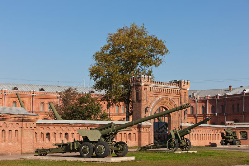 Download Museum of Artillery stock image. Image of military, museum - 28075279