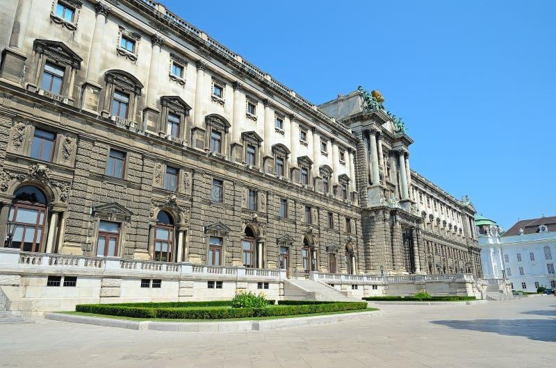 Museum av etnologi i Wien, Österrike arkivfoto