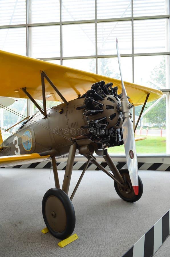 Museum av flyget Seattle royaltyfri fotografi