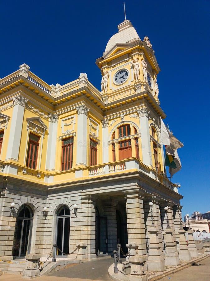 Museum in Belo Horizonte royalty-vrije stock afbeelding