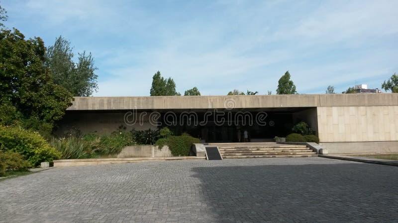 Museum Calouste Gulbenkian lizenzfreie stockfotografie