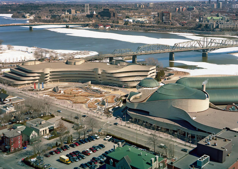 Museum of Civilization, Gatineau