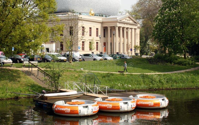 Museum de Fundatie royalty free stock photos