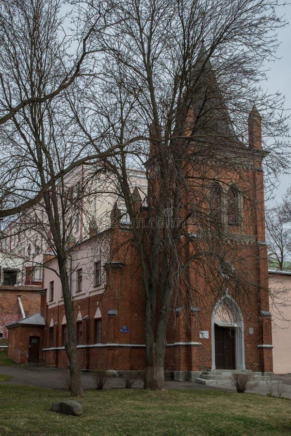 Museum der lokalen Überlieferung lizenzfreie stockfotografie