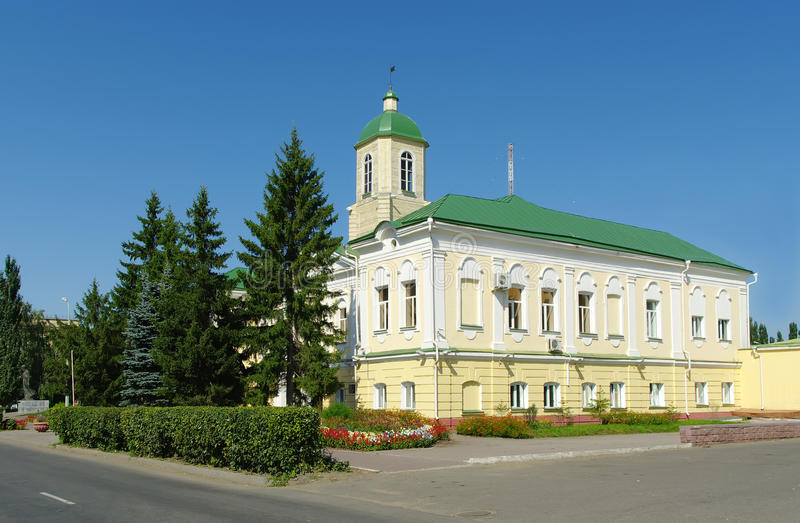 Museum of Dostoevsky F.M. Omsk.Russia royalty free stock image