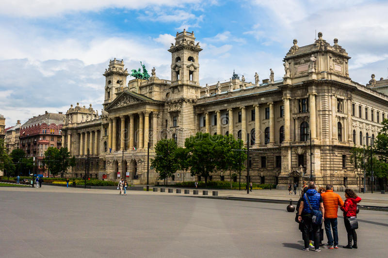 Museum of Ethnography stock photography