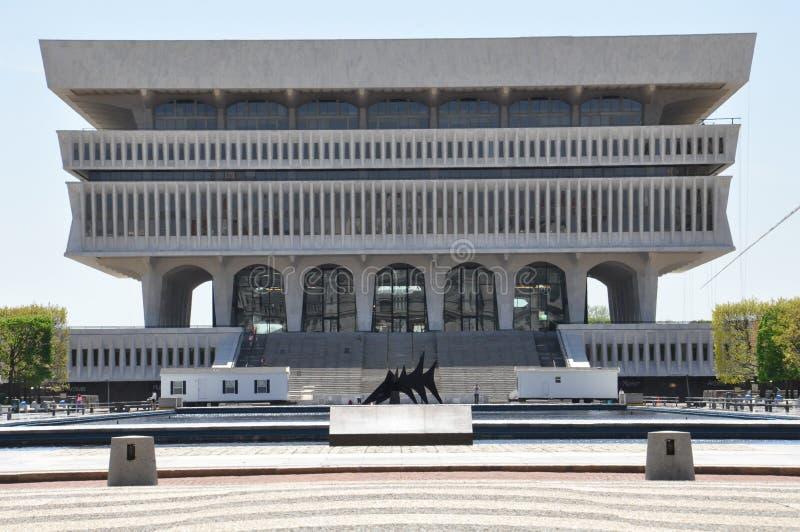 Museum för New York stat i Albany royaltyfri bild
