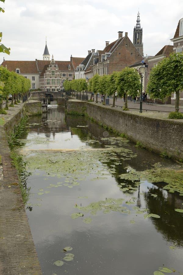 Museum Flehite in city of Amersfoort royalty free stock images