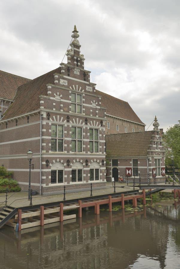 Museum Flehite in city of Amersfoort stock images