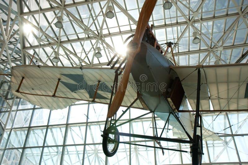 Museum of Flight stock photography