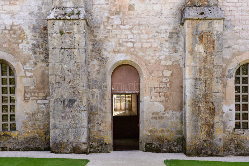 Download Museum at Fontenay Abbey stock image. Image of shelter - 28578207