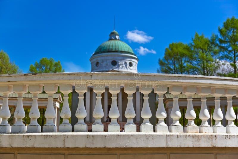 Museum-gods Arkhangelskoye - Moskva Ryssland royaltyfria foton