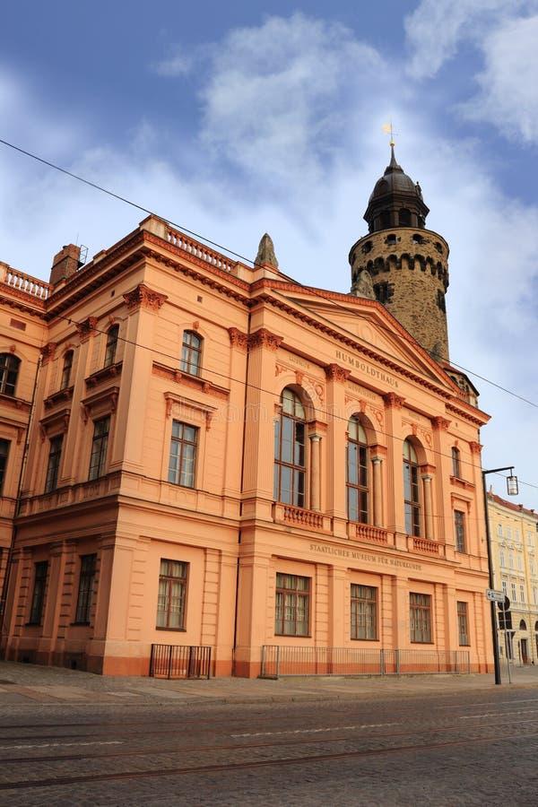 Museum at Goerlitz royalty free stock images