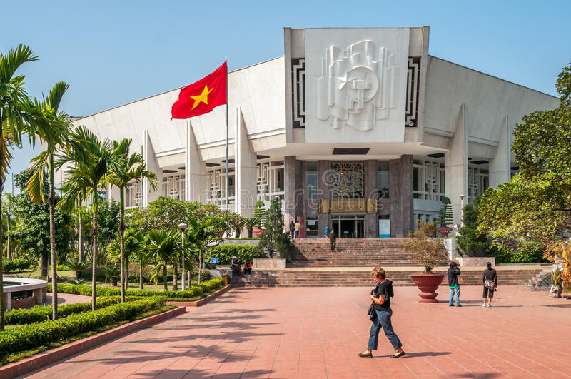 Museum Ho Chi Minh royalty free stock photography