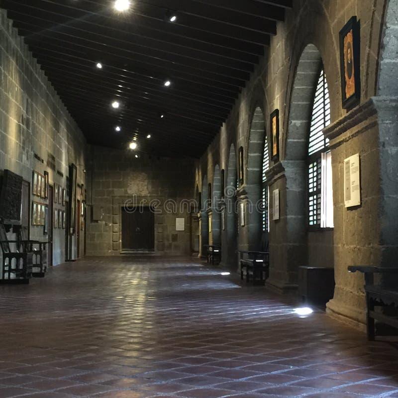 Museum i Manila arkivbilder