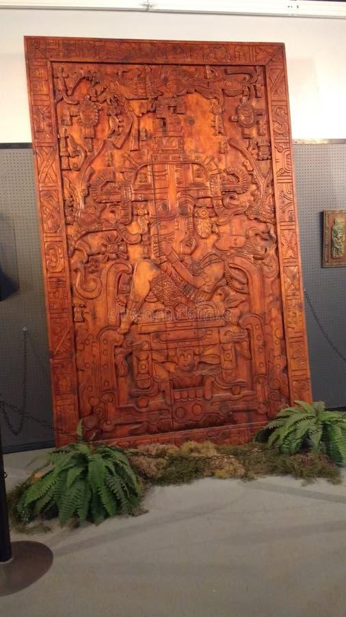 Museum i Roswell New Mexico royaltyfri fotografi