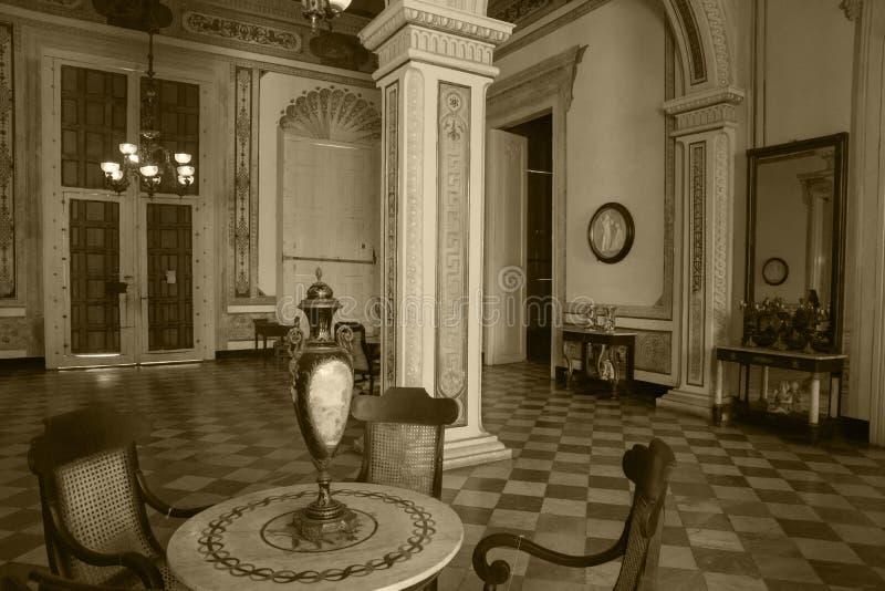 Museum i Trinidad, Kuba royaltyfri bild