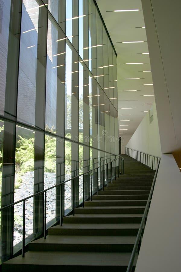 Download Museum Interior stock image. Image of interior, step, architecture - 459247