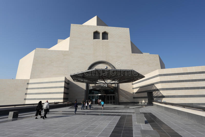 Download Museum Of Islamic Art In Doha Editorial Photography - Image: 23002612