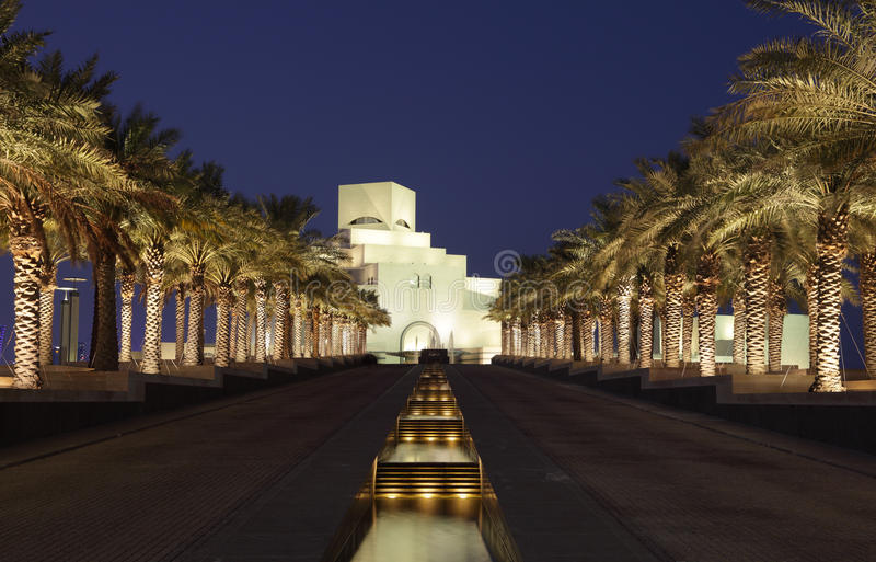Download Museum Of Islamic Art, Doha Stock Photography - Image: 23036722