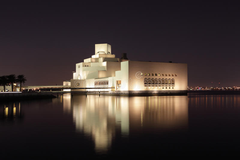 Download Museum Of Islamic Art In Doha Royalty Free Stock Photos - Image: 23036738