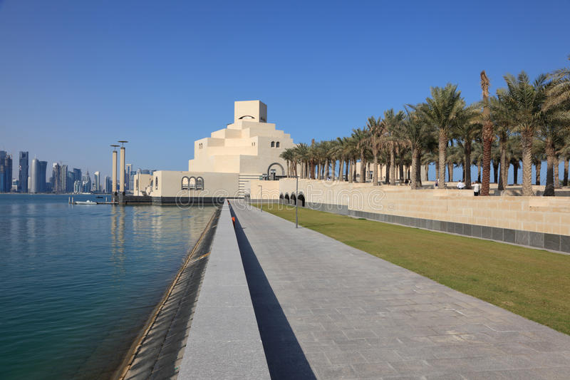 Download Museum Of Islamic Art In Doha Stock Image - Image: 23649269