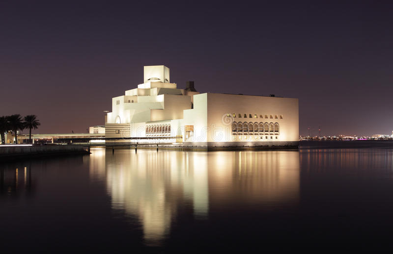 Download Museum Of Islamic Art In Doha Stock Photo - Image: 28292612