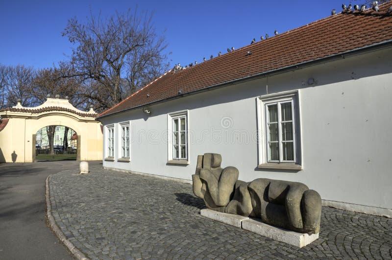 Museum Kampa - Prague royalty free stock photography