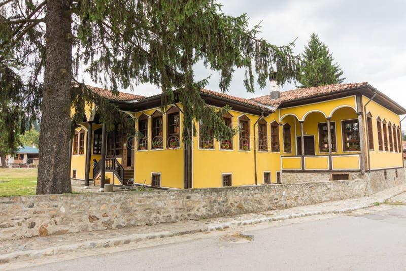 Museum in Koprivshtitsa, Bulgaria stock image