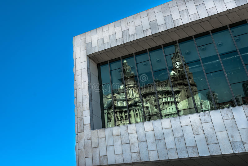 Download Museum Of Liverpool stock photo. Image of head, tourism - 40014866