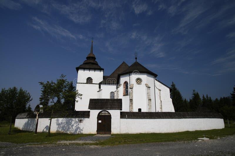 Museum Pribylina royalty free stock photos
