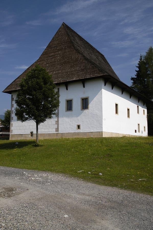 Museum Pribylina royalty-vrije stock foto