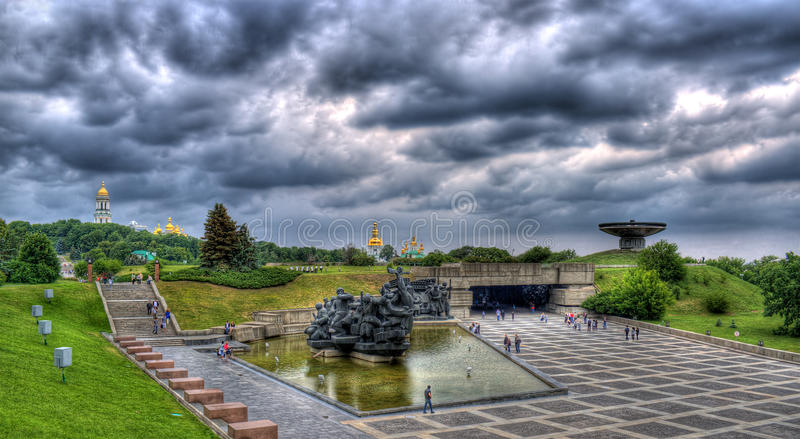 Museum of the Second World War in Kiev