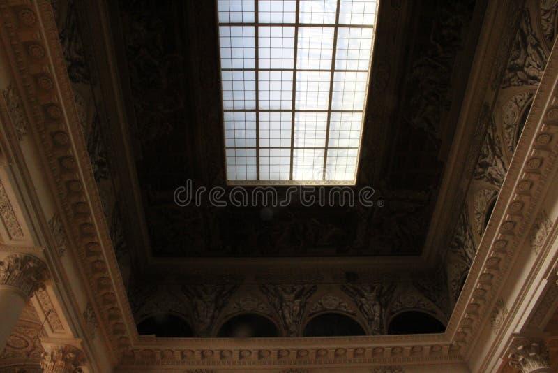 Museum/slott royaltyfri bild
