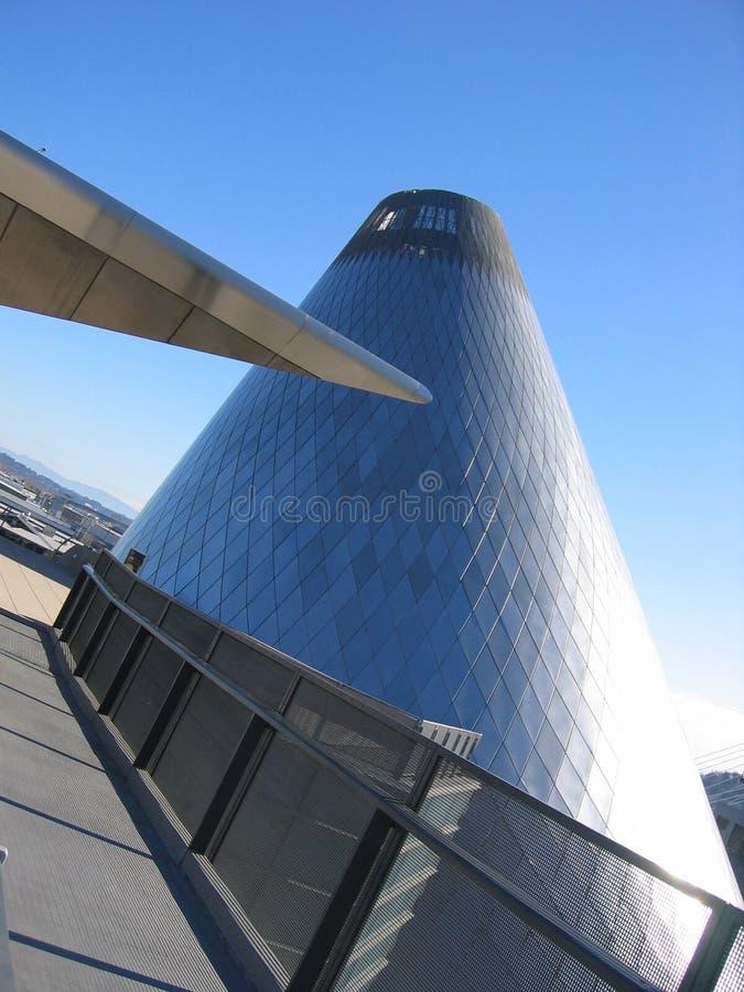 Museum in Tacoma royalty-vrije stock foto