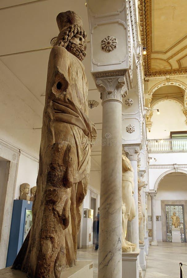 Museum- Tunis, Tunisia Stock Photo