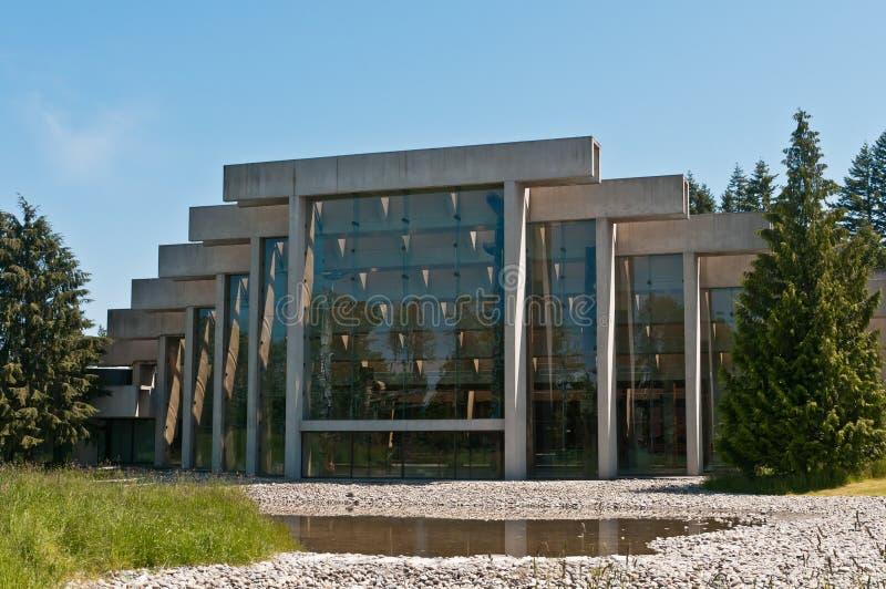 Museum van Antropologie stock foto