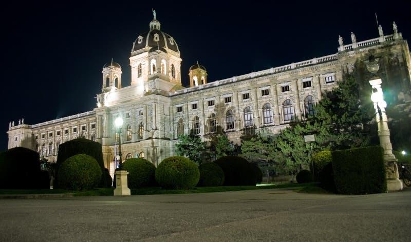 Museum van beeldende kunsten van Wenen stock fotografie