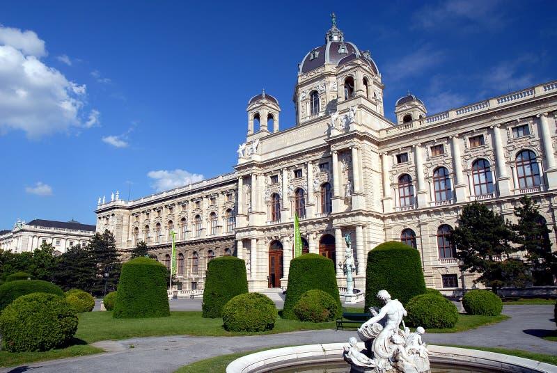 Museum van Beeldende kunsten - Wenen royalty-vrije stock afbeeldingen