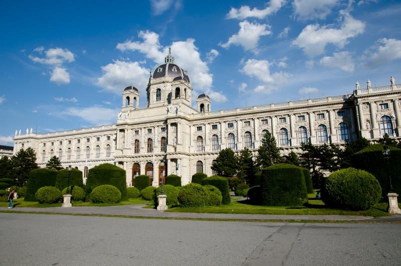 Museum van Beeldende kunsten - Wenen - Oostenrijk stock fotografie