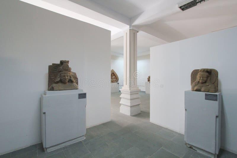 Museum van het Beeldhouwwerk van Da Nangcham royalty-vrije stock foto's