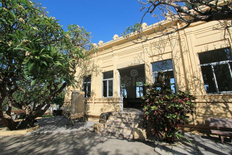 Museum van het Beeldhouwwerk van Da Nangcham royalty-vrije stock afbeeldingen